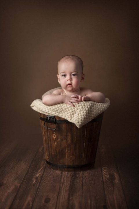 Brooklyn baby photography