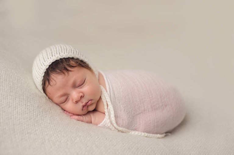 NYC newborn photograph