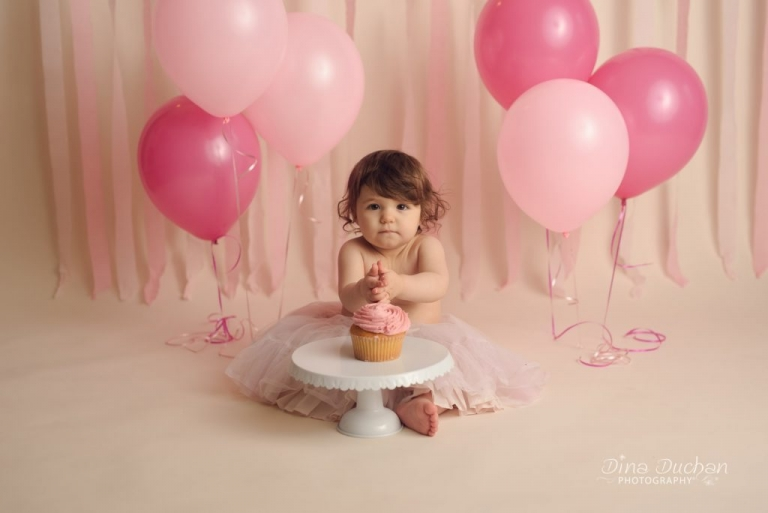 What Other Profession In The World Allows Me To Have Fun Photographing Cute Little Babies Smashing Cupcakes For Their First Birthday